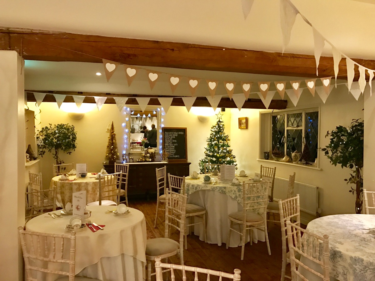 Whitmore Tea Rooms Newcastle Under Lyme The